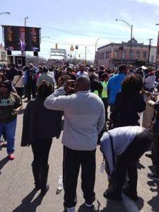 Selma Crowd