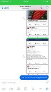 Brian Johnsons Social Media Rant