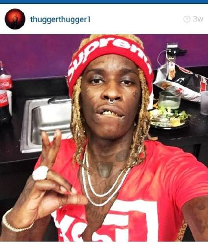 This month Tuskegee University welcomed Young Thug to campus. Next month it hopes to welcome President Obama at commencement exercises. The Pride of the Swift Growing South continues to present the very best in the African American Experience. Photo from Young Thugs social media posting.