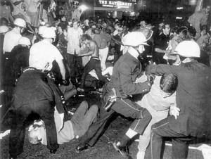 Chicago 1968 Riot
