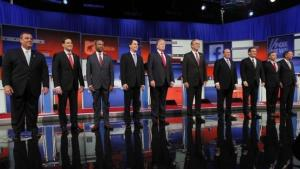Republican Presidential Debate August 6 2015
