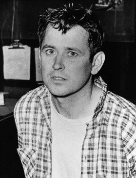 James Earl Ray, a Korean War Veteran was convicted of murdering Dr. Martin Luther King, Jr. on April 4, 1968 in Memphis, Tennessee. Ray later denied that he acted alone in the shooting death of Dr. King.
