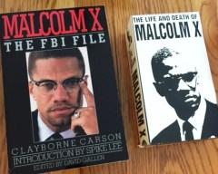 Malcolm X Books