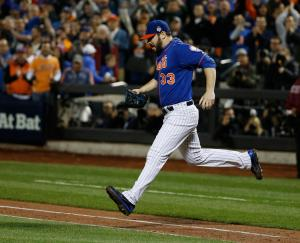 Matt Harvey AP Photo