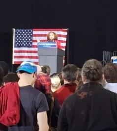 Bernie Sanders Morehouse Rally Jasmine Guy 2 16 16 1