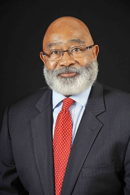 """Willie D. Larkin resigned as President of Grambling State University following a Faculty Senate """"vote of no confidence,"""" in February 2016. Larkin had never served as a college president prior to the Grambling appointment. Photo from Grambling University website"""