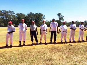 Tuskegee Alumni Classic Teammates