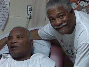 Frank Johnson and Michael Harvey