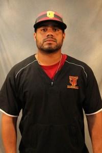 TU Baseball Ricky Green