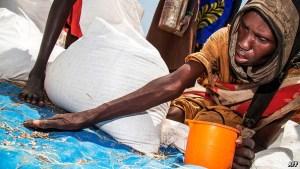 Africa Famine 2017