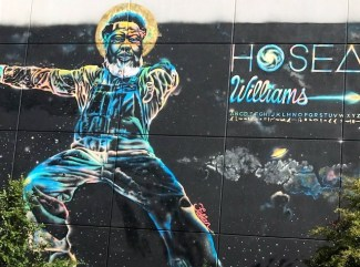 Hosea Williams Mural