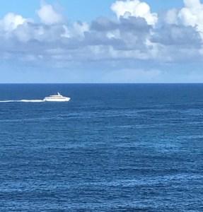 Atlantic Ocean off the coast of San Juan