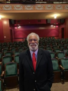 Harold Michael Harvey Douglass Theatre Auditorium
