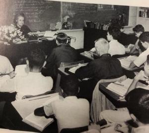 Lanier 9th grade Classroom Picture 1