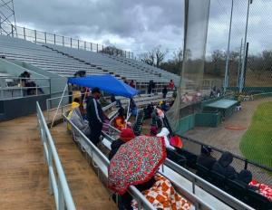 Tuskegee Morehouse Baseball Crowd Shot Feb 1 2020