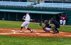 Tuskegee Morehouse Baseball Ron McGee Homer