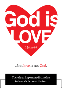 God is Love2