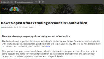 Global forex trading uk email