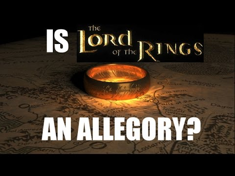 "Is ""The Lord of the Rings"" an Allegory? – Questions For Corbett #020"