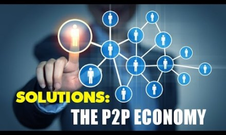 Solutions: The Peer-to-Peer Economy