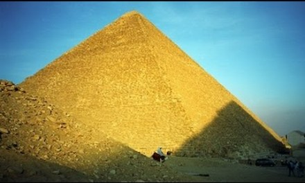 This Changes Everything. Iron Discovered inside the Great Pyramid of Giza