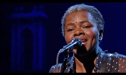 """Listening  To This Version Of Tracy Chapman singing """"Stand By Me"""" on David Letterman's Farewell Is Sure To Leave You Moved"""