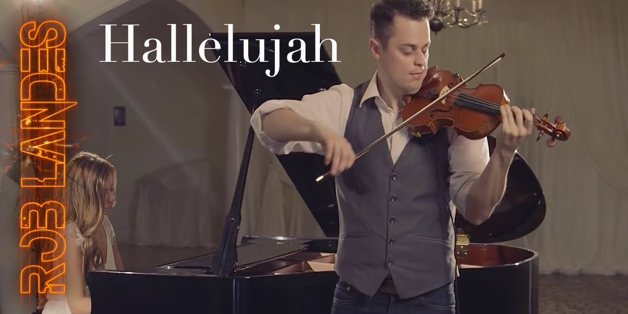 You've Never Heard 'Hallelujah' Like This Before