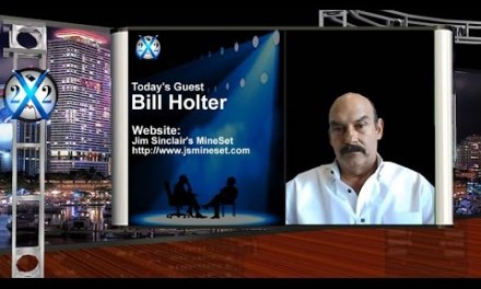 Our Standard Of Living Is Coming To An End And You Should Expect A 30-50% Drop In The Markets by Bill Holter