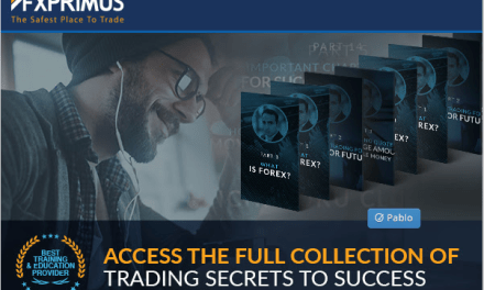 Forex Trading Secrets to Success Webinar Series Now Available for FXPrimus Live Account Holders