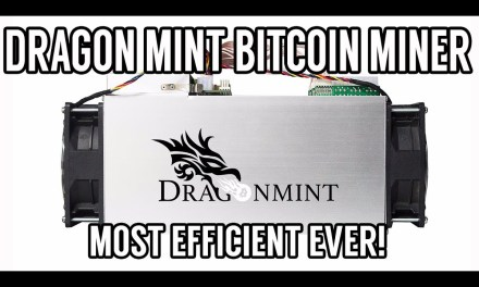 Halongminer Releases Dragonmint. The Most Efficient BTC Miner Yet at 16TH/s