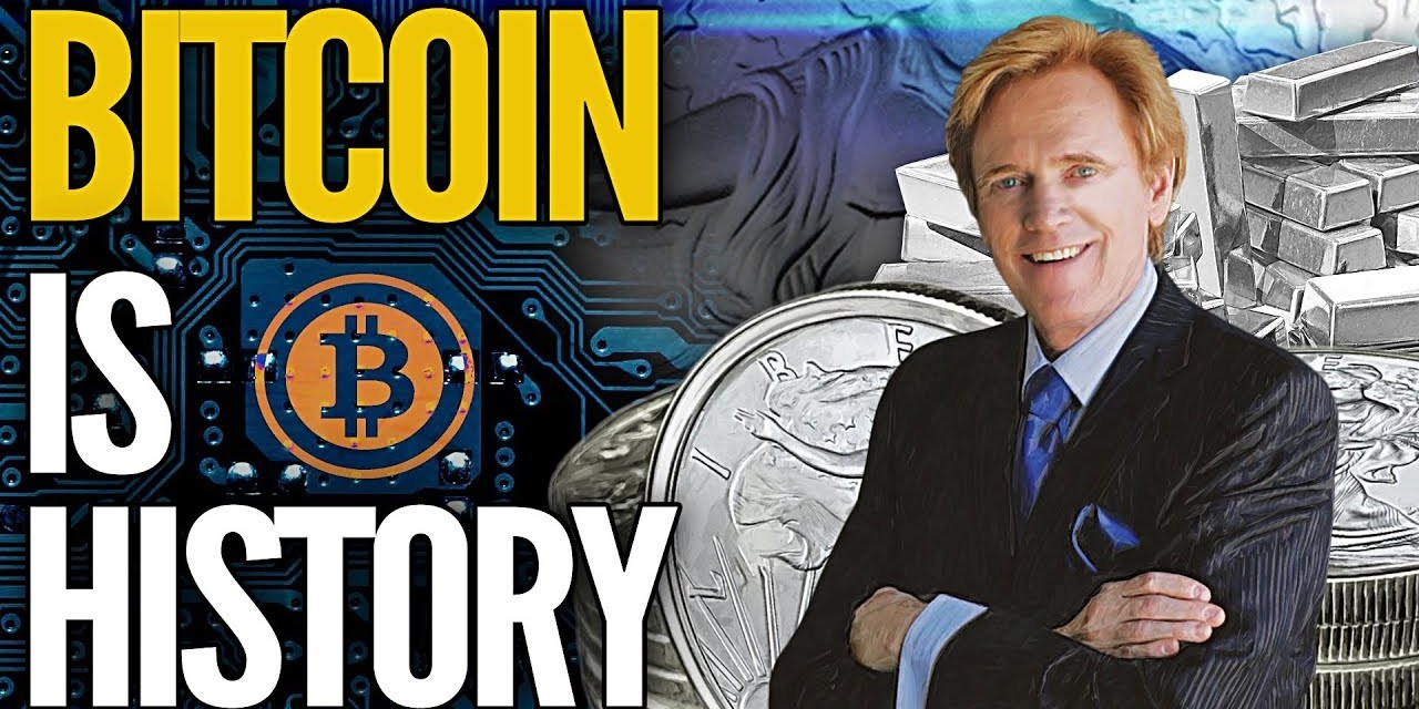 Bitcoin is History by Mike Maloney