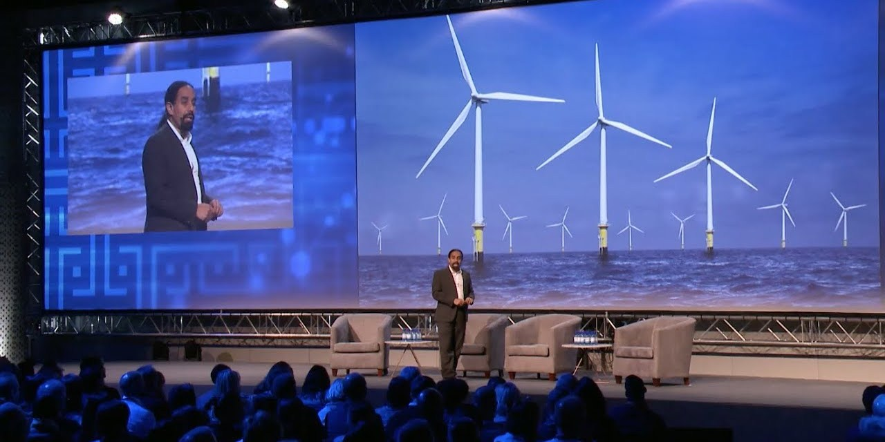 Exponential Energy by Ramez Naam. A Singularity University Lecture From South Africa
