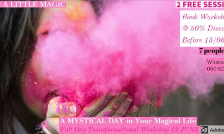 Live Free Workshops With Monique SkyDreamer Beekmann Add A Mystical Day to Your Mystical Life June 2018
