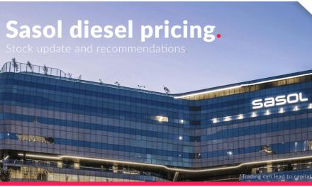 Sasol diesel pricing update
