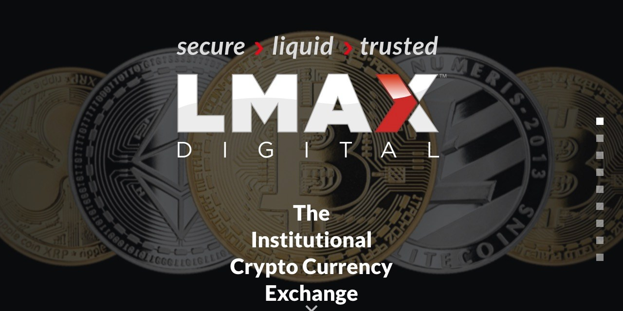 LMAX Launches First Institutional Crypto-Exchange