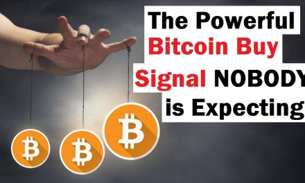 The WEIRD Bitcoin Buy Signal Everyone Needs to See