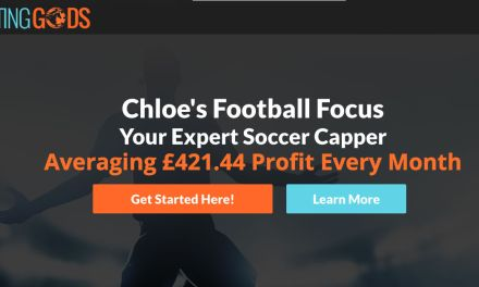 How Chloe's Football Focus Wins 30.58% of their Bets & Makes £421.44 per Month