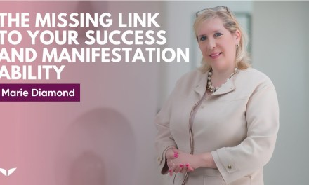 The Missing Link To Your Success And Manifestation Ability