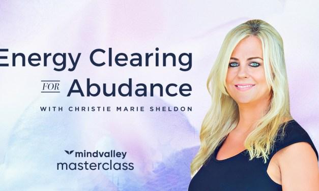 Energy Clearing for Abundance Week