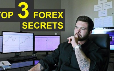 Top 3 Forex trading secrets you should know