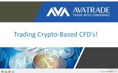 Crypto Technical Analysis of Live Market Action Webinar by AvaTrade