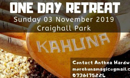 1 day Kahuna Massage Retreat at Living Essence Johannesburg