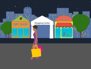 http://www.dreamstime.com/stock-photos-walking-shopping-center-image29466233
