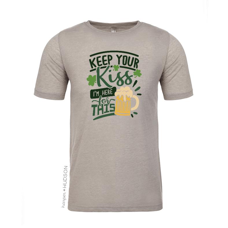 Keep Your Kiss Unisex Tee