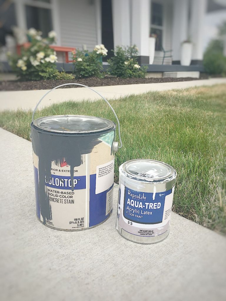 Front Porch Paint