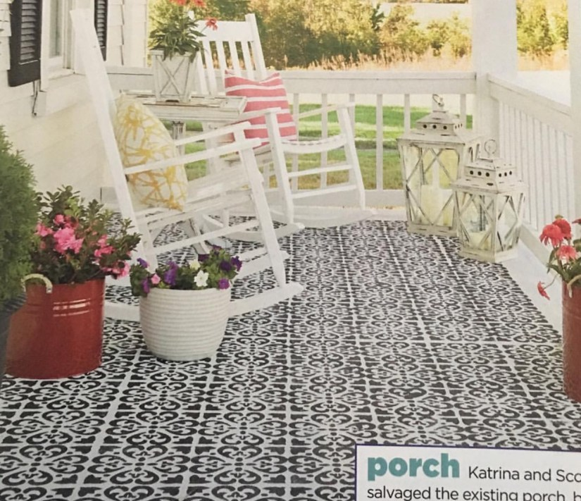 HGTV Porch Inspiration