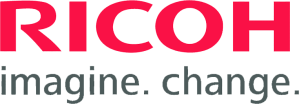 Ricoh logo for managed print services