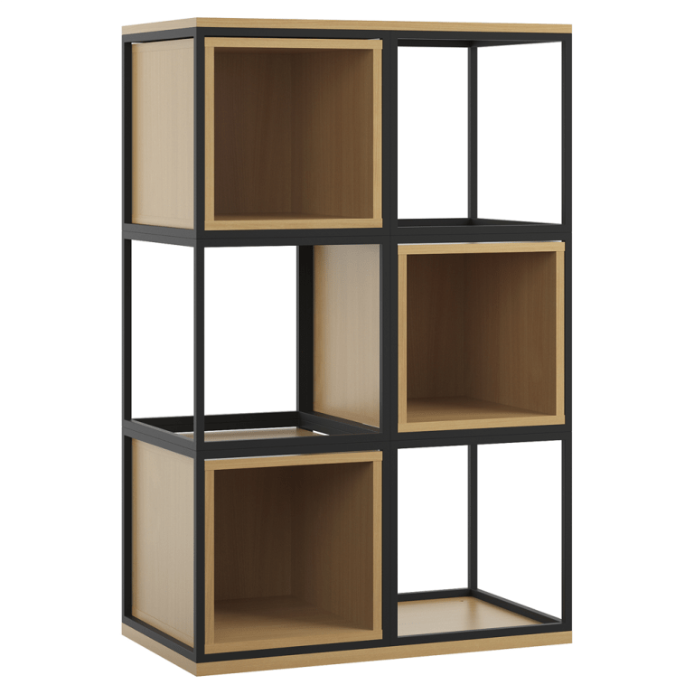Whether you're starting from scratch or adding to your existing cube storage units, our modular cube components will allow you to build your perfect storage solution. Mix and match individual elements to create cube storage that suits your needs completely and looks fantastic. From small home offices to large workplaces, you can easily make modern, stylish storage with this range