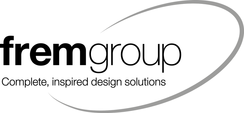 frem group logo, one of our office furniture manufacturers UK partners