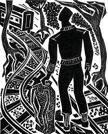 Illustration by Raymond Verdaguer